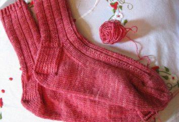 Come riparare una calza di lana secondo le regole