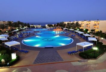 Hôtel AA Grand Oasis Resort 4 * (Egypte, Charm el-Cheikh): photos et commentaires