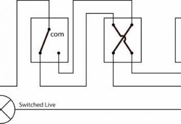 switch intermedio: schema elettrico, le caratteristiche di installazione. legrand interruttori