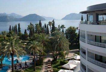 Grand Ideal Premium Hotel 5 * (Marmaris, Turquia): foto, preços e opiniões dos turistas da Rússia