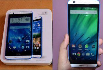Smartphone HTC Desire 820: Opinie i funkcje