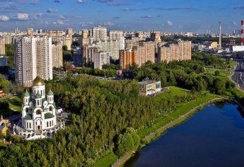 Nuovo in Solntsevo: descrizione, le specifiche ambientali
