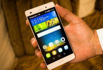 Handy Huawei P8 Lite: Bewertungen, Bewertung, Beschreibung und Eigenschaften