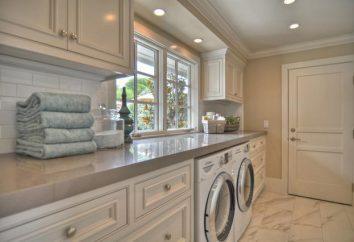 pralka, wbudowany umywalki (zdjęcia)