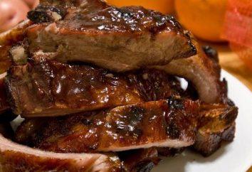 Schweinerippchen in multivarka: wie ein saftiges und leckeres Fleisch vorbereiten