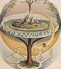 Árvore de vida – parte da cultura mundial