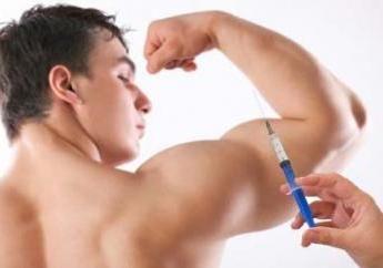 Steroide für Muskelaufbau