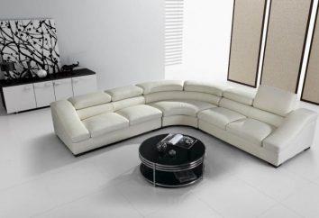 """Confortevole ed elegante divano ad angolo """"Malta"""""""