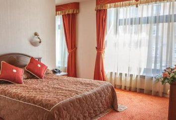 """Hotel """"Smolninskaya"""", St. Petersburg: Descrição dos quartos, serviços, opiniões"""