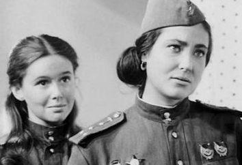Mateshko Olga Nikolaïevna actrice un rôle