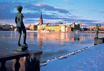 lugares sorprendentes y bellos de Suecia