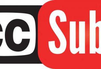 Jak włączyć napisy w serwisie YouTube: zmienić ustawienia i język
