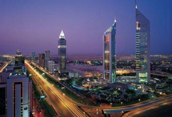 Wizy do Dubaju dla Rosjan: przyrządy do samodzielnej rejestracji