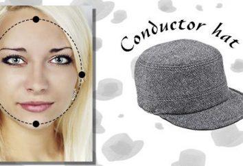 Co czapki dla okrągłej twarzy dopasowanie. czapki modele dla okrągłej twarzy