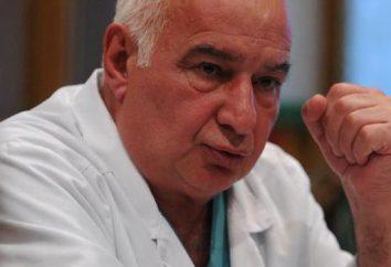 Davydov Mihail Mihaylovich, oncologo: una biografia e foto