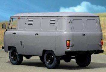 "Perché UAZ minivan-3741nazyvayut ""pagnotta""?"