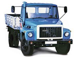 Camion GAZ-4301