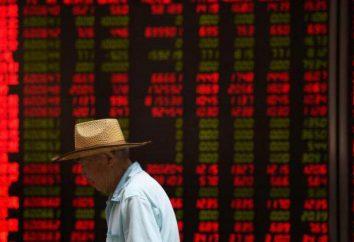 La crise économique en Chine