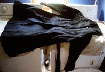 Kann ich den Mantel in einer Waschmaschine waschen? Lassen Sie uns beschäftigen