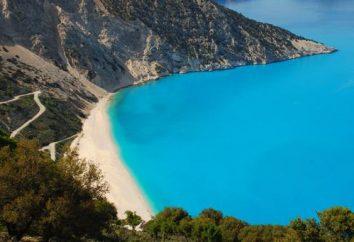 Ionische Meer. Resorts Mittelmeer