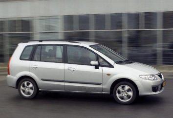 Mazda Premacy: dane techniczne, opis, opinie