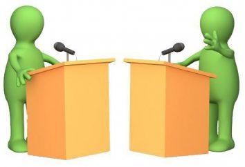 Dibattito – cosa e come chiamarli partecipanti?