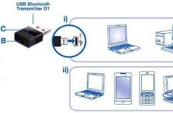 Jak zainstalować bluetooth na komputerze, tablecie