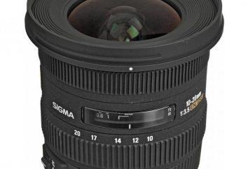 Większość obiektywów szerokokątnych do aparatu Nikon