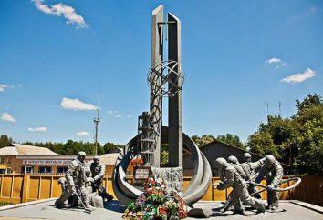 Bohaterów Czarnobyla. Likwidatorów awarii w Czarnobylu