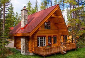 Projet: une maison d'hôtes avec un sauna et une piscine (photo)