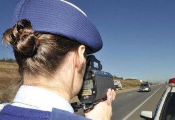Dove e come contestare una multa di traffico: istruzioni