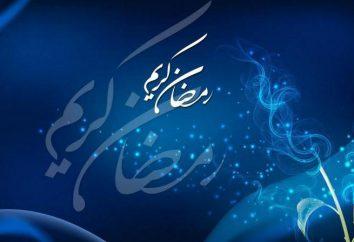 El mes sagrado del Ramadán. Iniciar el ayuno los musulmanes