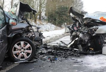 O pior acidente são razões bastante triviais