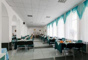Sanatorium w regionie Kemerowo. Opis usług