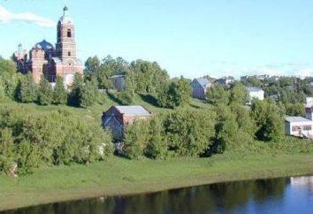 Obwód Władimirski, Kowrov – atrakcje