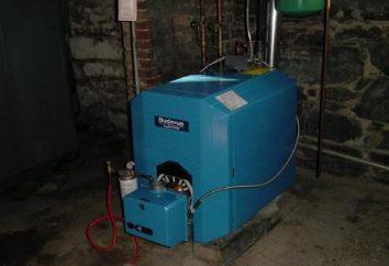bruciatore a gasolio: tuning, riparazione e principio di funzionamento