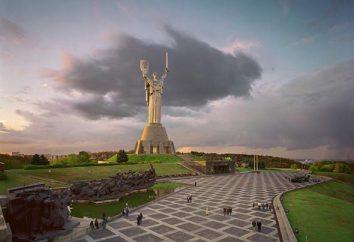 """Das Denkmal """"Mutter Heimat"""" – """"Visitenkarte"""" von Kiew"""