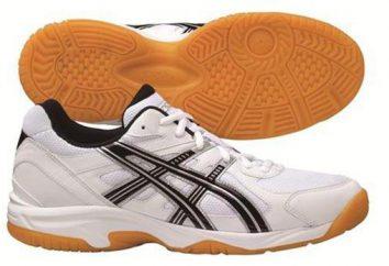 zapatos de bádminton – no sólo los zapatos de deporte