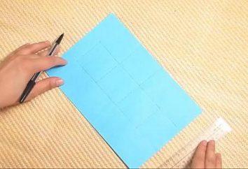 Jak zrobić prostokątny papier kwadratowy