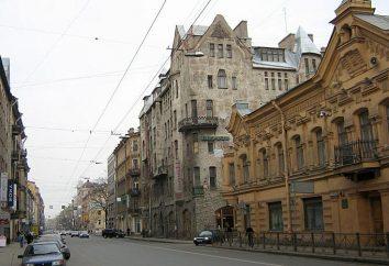 Ulica Sofia w północnej stolicy
