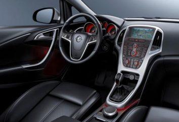 """""""Opel-Astra J"""": dane techniczne samochodów"""