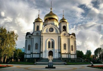 Katedry i kościoły Krasnodar