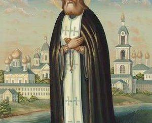 regra de oração. Regra Oração Serafima Sarovskogo