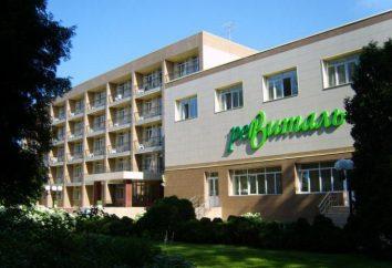 """Sanatorium """"Revital Park"""": un feedback da parte del personale e dei pazienti"""