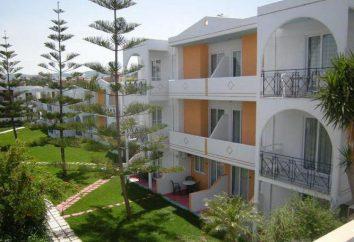 Summer Dream 3 * (Rodas, Grecia): descripción del hotel, servicios, comentarios