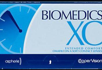 Las lentes Biomedics XC – Cuidado y comentarios