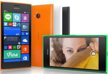Nokia 735 Smartphone: Beschreibung, Merkmale und Bewertungen von den Eigentümern
