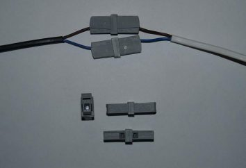 Si vous voulez changer le câblage vous-même: clip fil