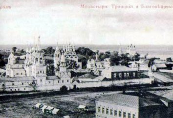 Dov'è Moore? regione Murom Vladimir