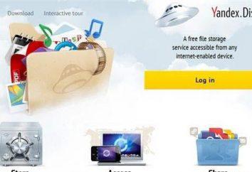 """Was ist """"Yandex.Disk""""? Wie zu installieren, zu verwenden, und entfernen Sie die """"Yandex.Disk"""""""